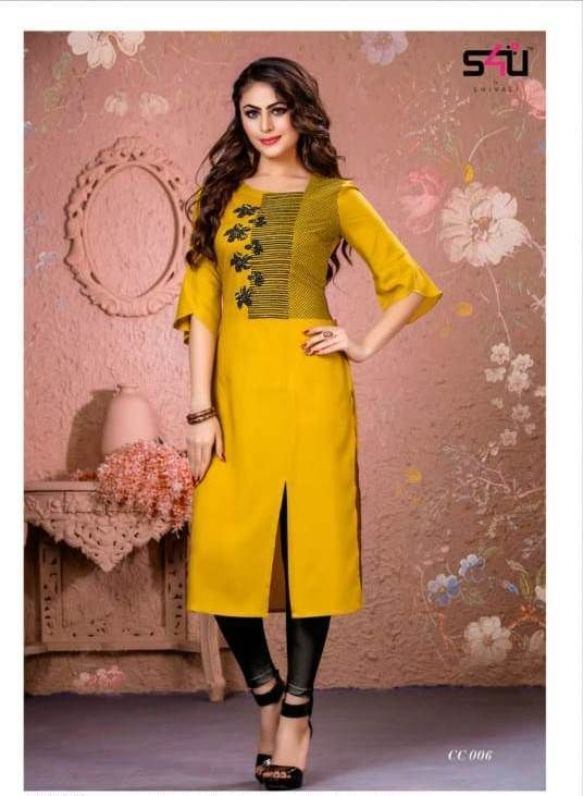 216187485f S4U Shivali Cotton Candy | Ethnic Export | Kurti designs in 2019 | Kurti,  Cotton, Suits for women