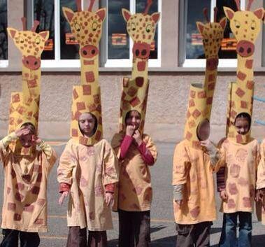 Giraffenhoed