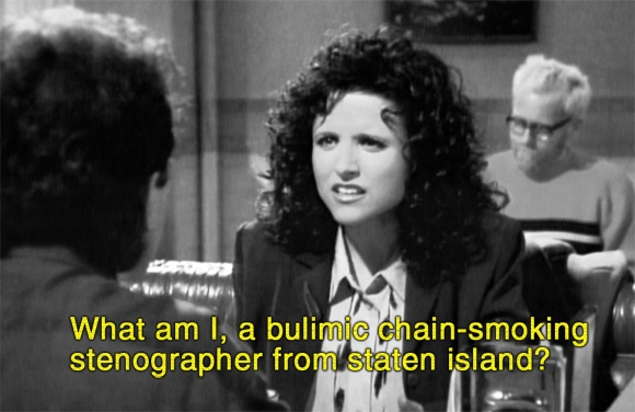 Quotes Elaine Benes And Jerry. QuotesGram