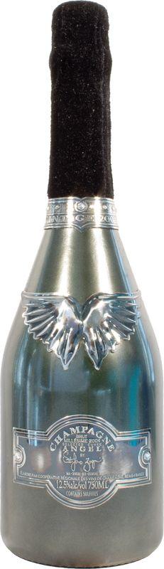 Diesen Angel Champagner aus der Champagne in Fankreich bekommen Sie hier als 2004 Vintage Jahrgangs Champagner