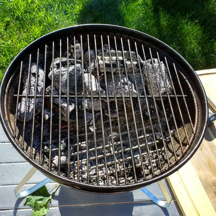 """What Cast Iron tray for a 14"""" Weber Smokey Joe? #grilling #BBQ #Deals #recipes #discounts #summer #foodie #food #recipe #free"""
