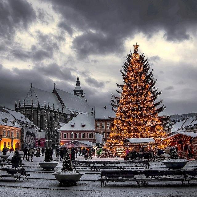 European Market Christmas