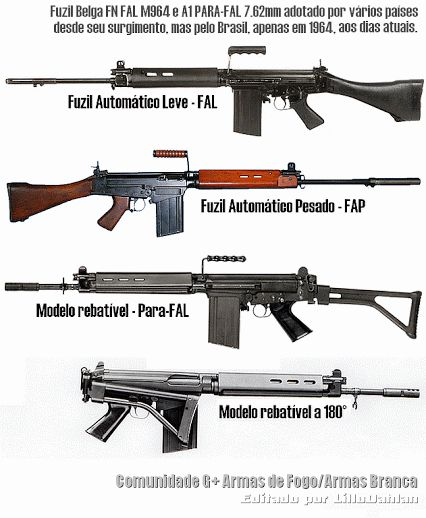 17 Best Images About Fn Fal Right Arm Of The Free World