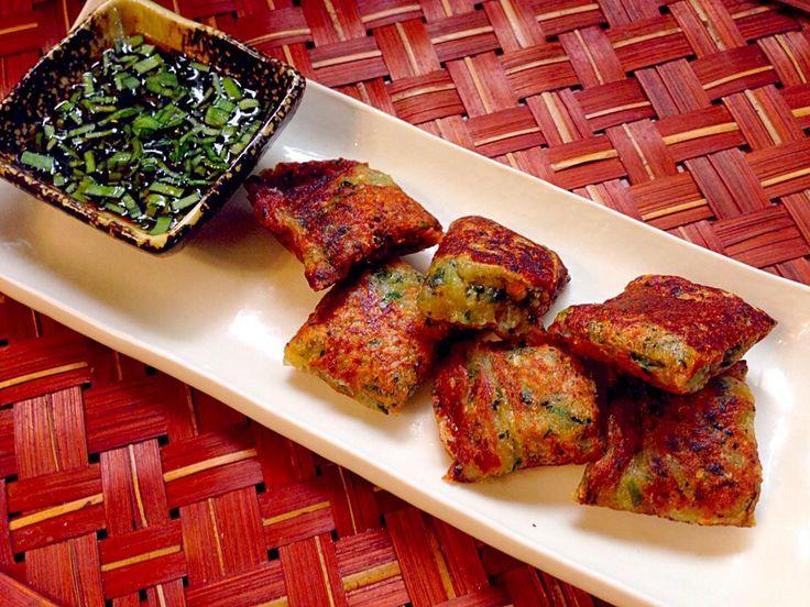 Radish rice cake♨蘿蔔糕(大根餅)