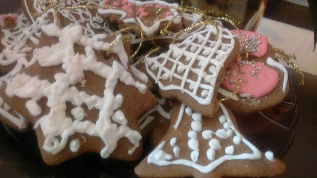 W kuchennym oknie Ewy: Pierniczki świąteczne