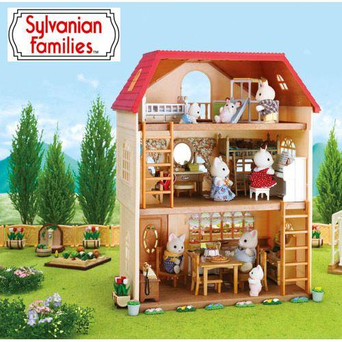 Sylvanian Families Cedar Terrace  https://www.greenanttoysonline.com.au/cedar-terrace-sylvanian-families