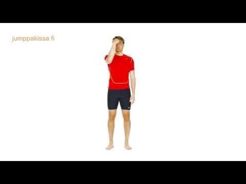 Pilatesharjoituksia selkäkipuun 2 | Selkäkanava