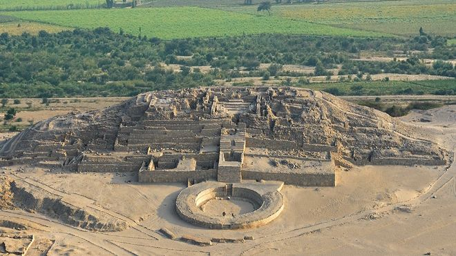 Oldest Civilization   Scientists say climate change hastened demise of Latin America's ...