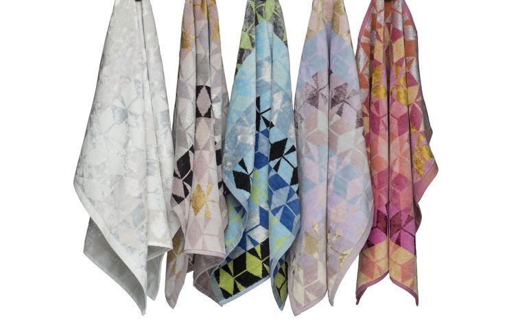 Ziporah Lifestyle designer towels.