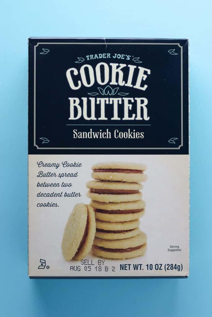 Trader Joe S Cookie Butter Sandwich Cookies Trader Joes Cookie Butter Sandwich Cookies Butter Cookies