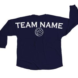 Volleyball Statement Jersey Shirt Volleyball Team Name