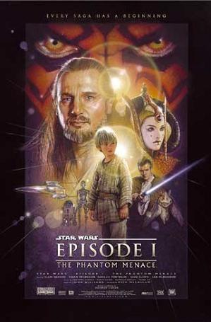 Prequel — Deli da Persy Star Wars Episódio I: A Ameaça Fantasma #Prequel #Filme #Ficcaocientifica #DeliDaPersy