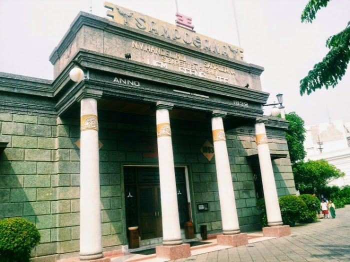 Viva Lush Lips: A Day in Surabaya: Bungkul Park & House of Sampoerna