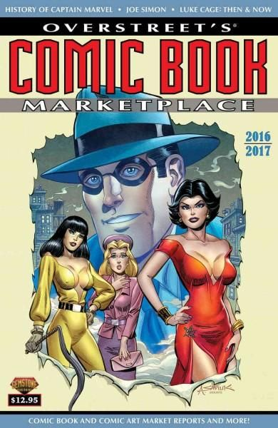 Overstreet's Comic Book Marketplace Yearbook 2016-2017