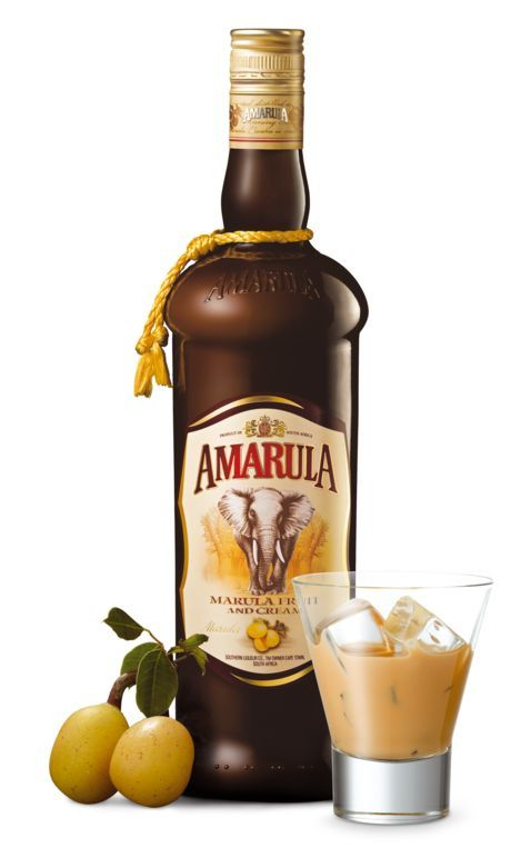 The marula fruit, a key ingredient in Amarula , imparts beautiful flavours during the production process. Enjoy the African Original at any celebration. Go to www.amarula.com/entertain#amarula-recipes for recipes.