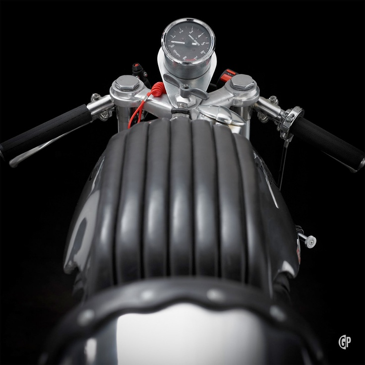 """The """"Impossible"""" Project :: Vincent Prat's TritonProjects, Classic Bikes, Impossible, Bikes Bikes"""