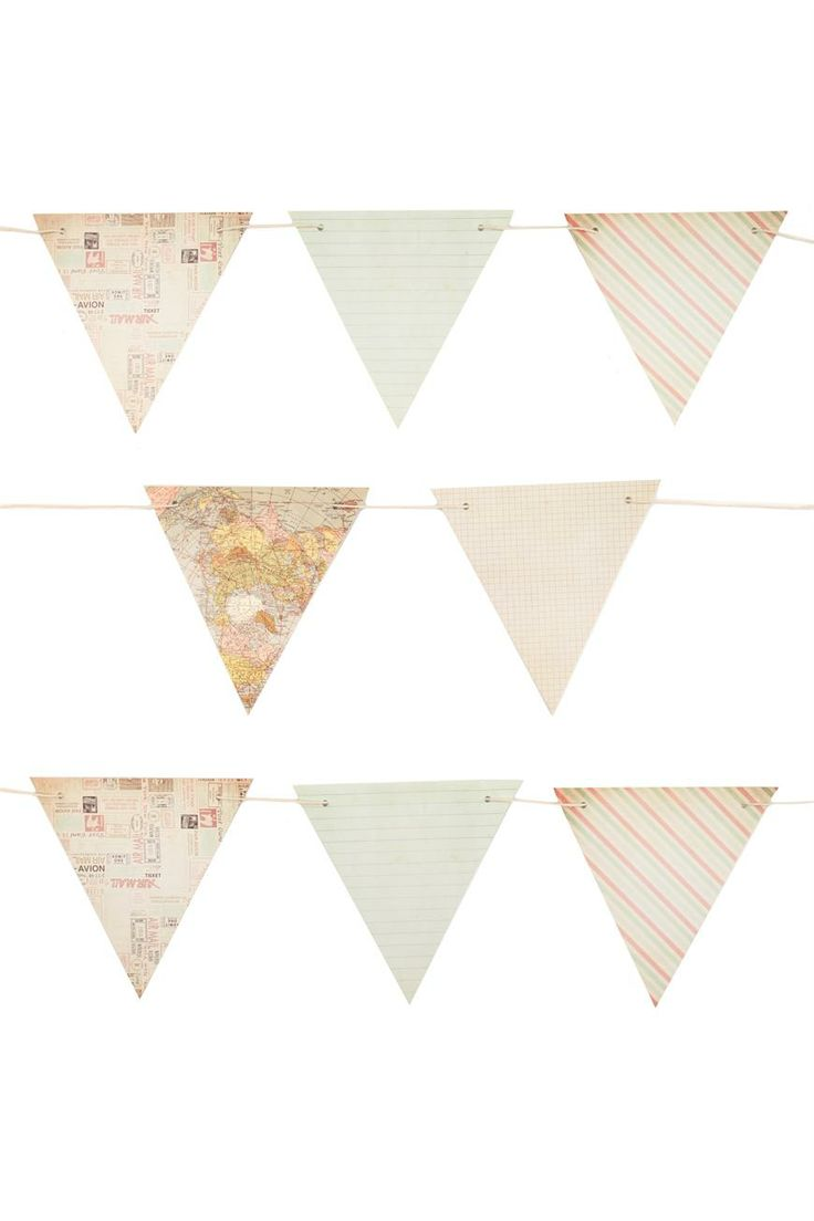 diy bunting kit | Cotton On