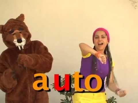 El Lobito Caulimón Cantando Aprendo a Hablar - YouTube
