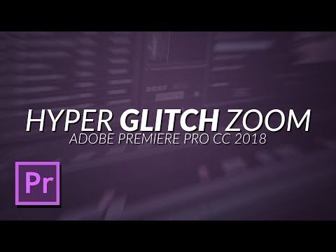 1) How To Create a Hyper Zoom Effect in Premiere Pro That is Modular