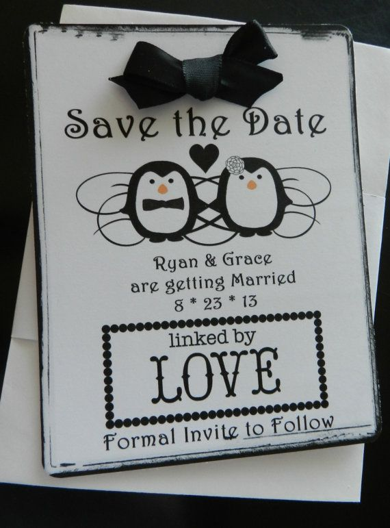 Wedding Save The Date Cards, LOVE these!!!!!!!!