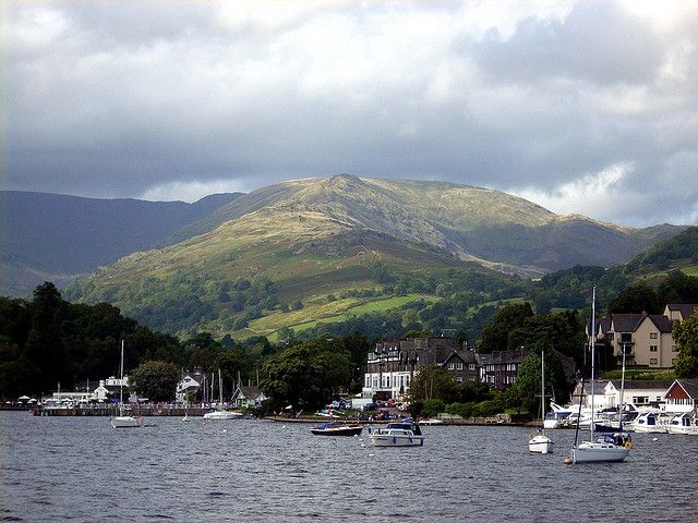 UK Cities and Countryside Ambleside windermere