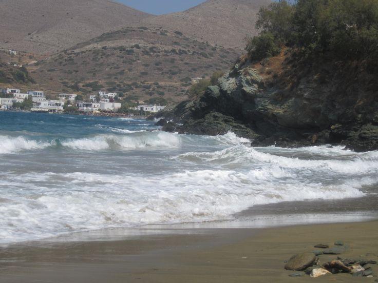 Loto beach Syros
