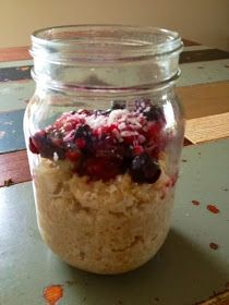 LYNDAL THORSBY: Break(the)fast - my obsession with quinoa porridge