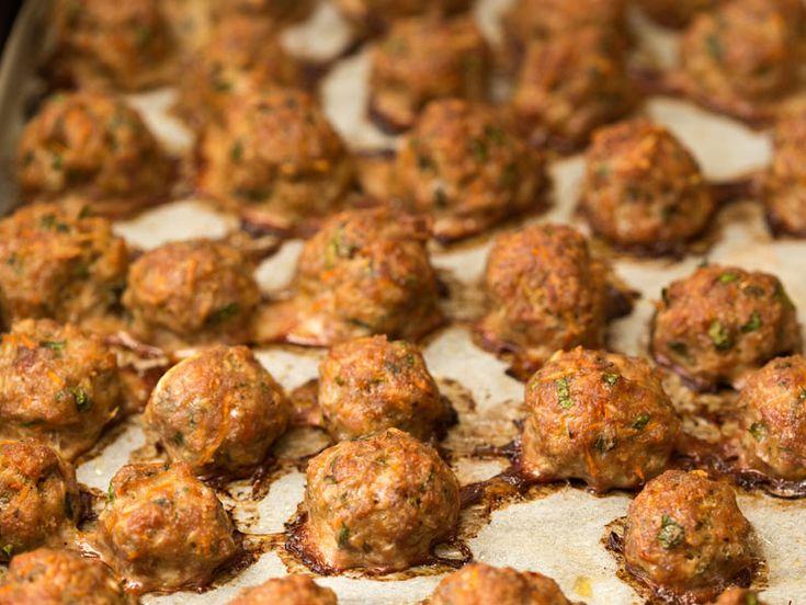 Chiftele la cuptor - BucateleNoastre.ro
