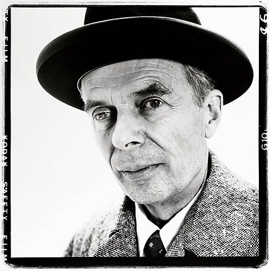 Aldous Huxley, Writer, New York City  Richard Avedon  (American, New York City 1923–2004 San Antonio, Texas)