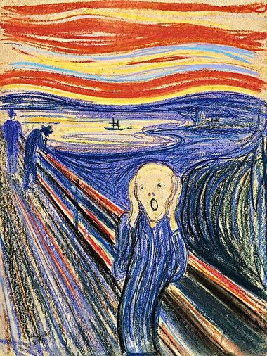 "One of the art world's most famous artworks — Edvard Munch's ""The Scream"" — sold Wednesday (02 May 2012) for a record 119,922,500 at auction in New York City."