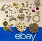 1966 Rolex Cotton Bowl Montres 26 Jewels Wristwatch - Jeweler Watchmaker Parts