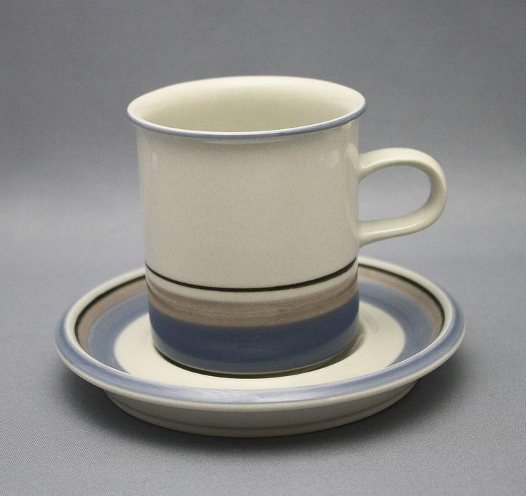 Arabia, kahvikuppi, Uhtua, Inkeri Leivo (Seppälä)