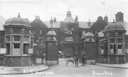 The Workhouse in Greenwich, London: Kent