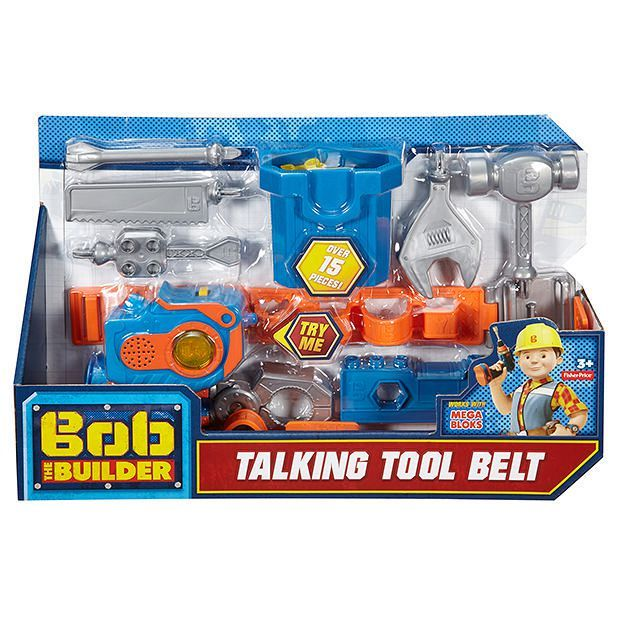 Bob The Builder Talking Toolbelt - Target
