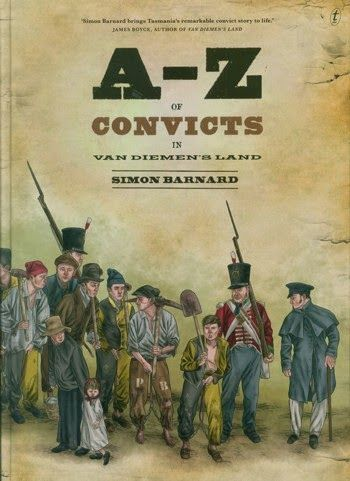 Miss Jenny's Classroom: Book Week 2015: A-Z of Convicts in Van Diemen's Land