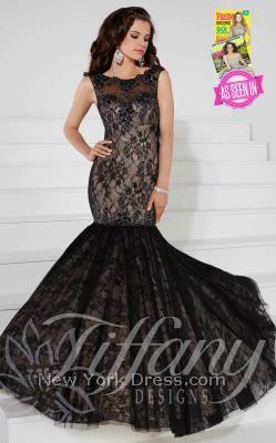 Tiffany 16105 - NewYorkDress.com