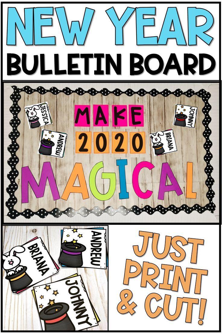 Briana Beverly Classroom Bulletin Boards January Bulletin Boards Bulletin Boards