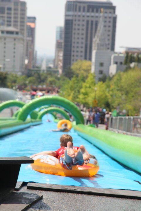 Slide the City, America's newest summer sensation, coming to downtown Huntsville in September | AL.com