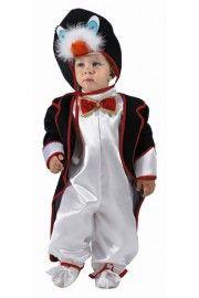 Bebek Penguen Kostümü