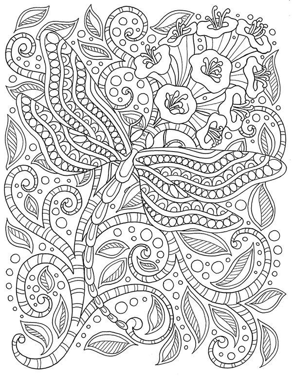 Pour Voir La Vie En Rose Coloring Book Agenda 2016