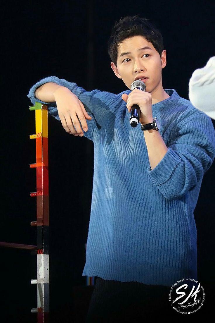 Song Joong Ki fans meeting