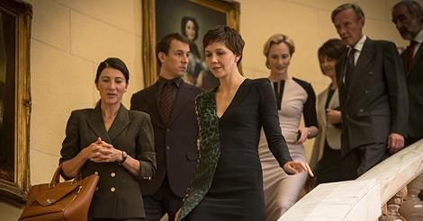 """Tobias Menzies in """"The Honorable Woman"""""""