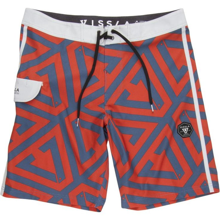 Swim Shorts Trunks for Men On Sale, navy, polyamide, 2017, L Maison Kitsuné