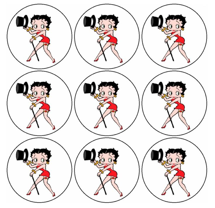 193 best Betty Boop Printables images on Pinterest | Betty ...
