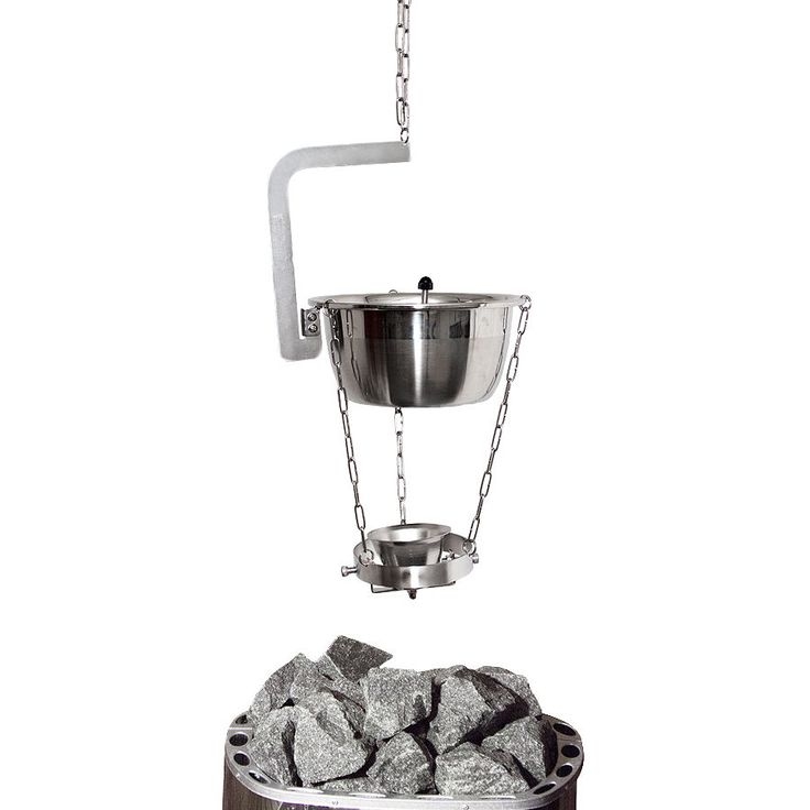 Saunaaufguss AQUADROPPER evaporator automatically sauna accessories Humidifiers