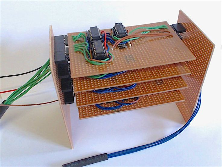 In this project, we will build the heart of a simple 4-bit CPU, the ALU (Arithmetic Logic Unit).