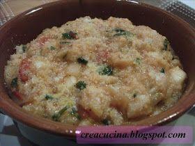 Crea & Cucina... Con Fantasia: IL PANCOTTO