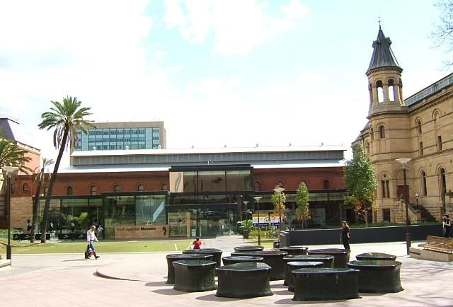 Museum of South Australia in Adelaide