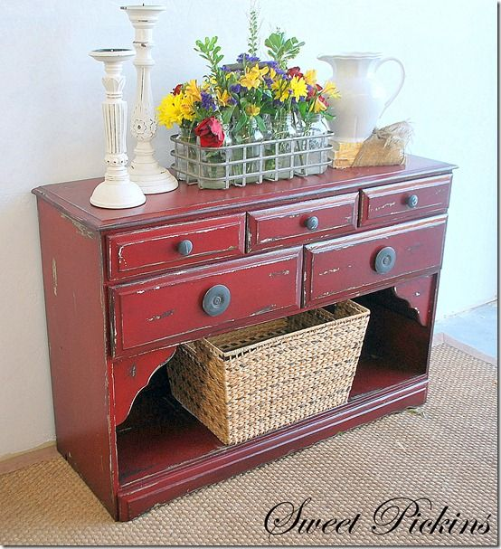 79 Handpicked Dining Room Ideas For Sweet Home: Best 25+ Distressed Hutch Ideas On Pinterest