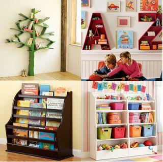 Libreros infantiles espacios pinterest